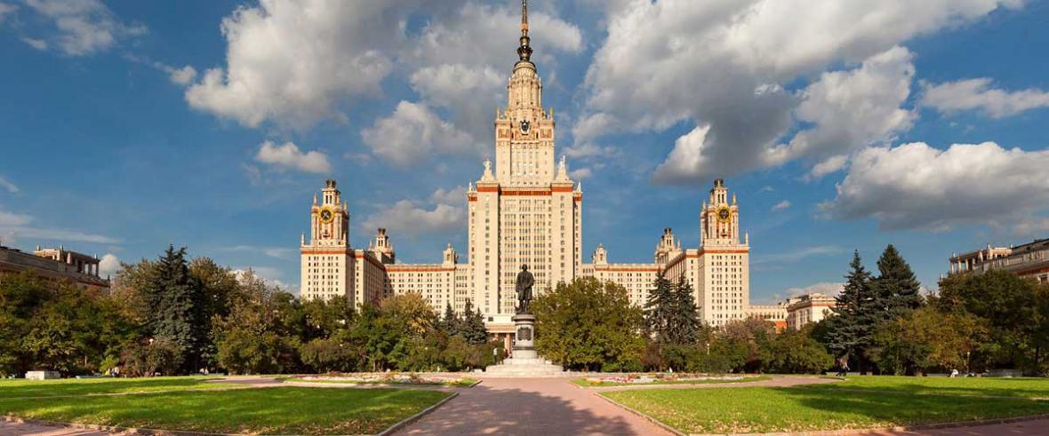 6 تا از بهترین دانشگاه های روسیه