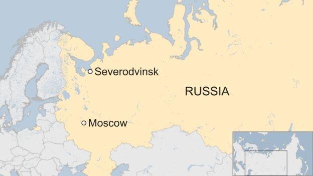 چرنوبیلی جدید؟، انفجاری مشکوک در روس اتم