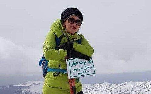 سرانجام جست وجو با یافتن جسد بانوی کوهنورد