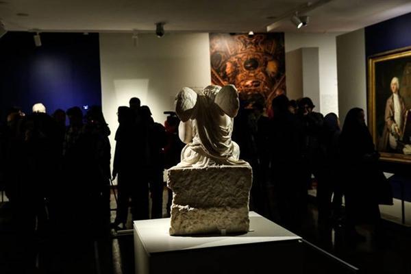 موزه ملی ایران استانداردهای لازم را برای برگزاری نمایشگاه های خارجی دارد