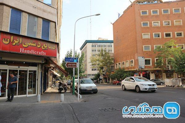 خیابان ویلا به روایت تاریخ و هنر ایرانی
