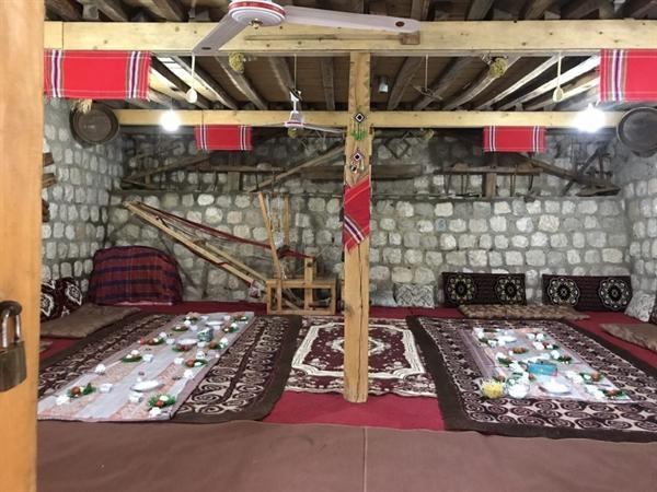 اقامت بیش از 490 نفر در اقامتگاه های بوم گردی گلستان تا 28 اسفند
