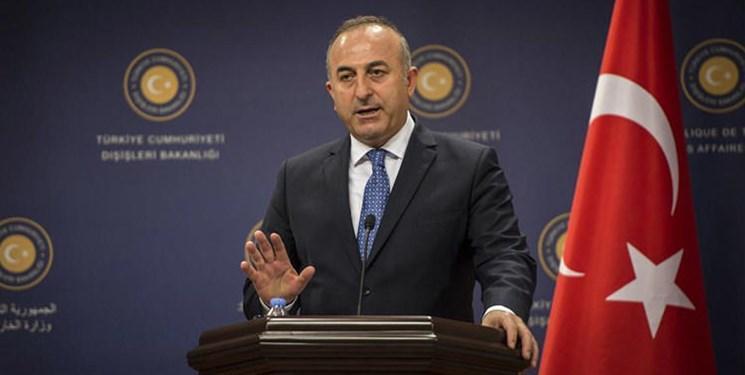 چاووش اوغلو: پست های دیده بانی ترکیه در سوریه در محاصره نیستند