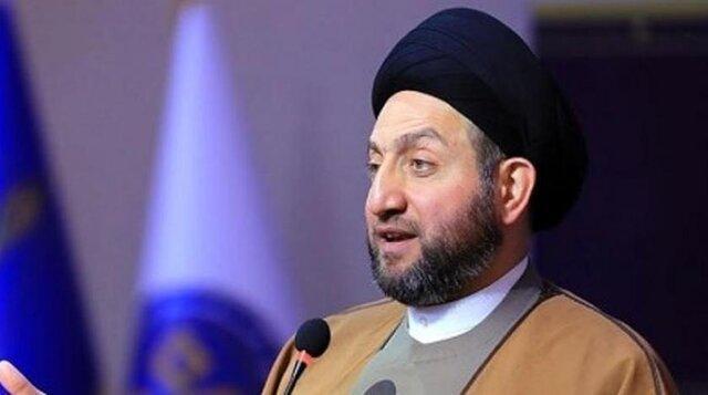 عمار حکیم: مخالفت ما با دولت است نه با نظام عراق