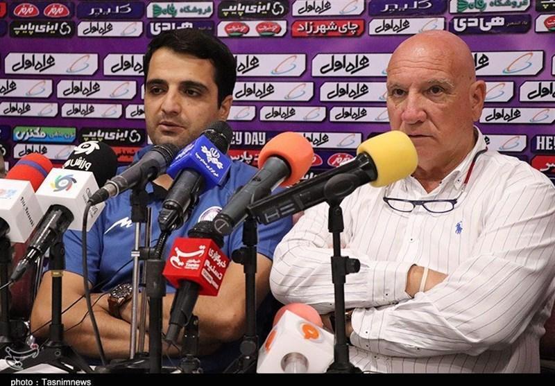 کرمان، واکنش بگوویچ به شعار طرفداران گل گهر: فراموش کردم 15 سال است که در لیگ برتر هستید!