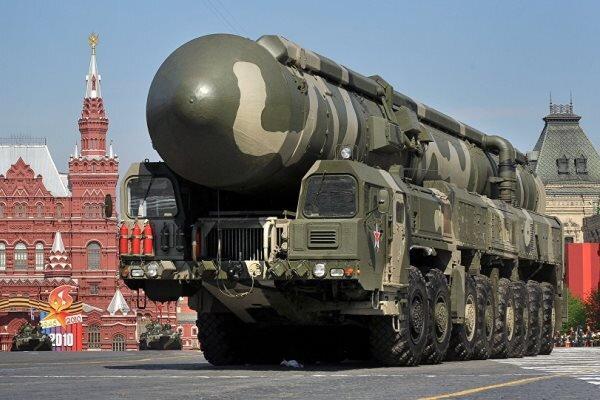 روسیه موشک قاره پیمای هسته ای آزمایش کرد