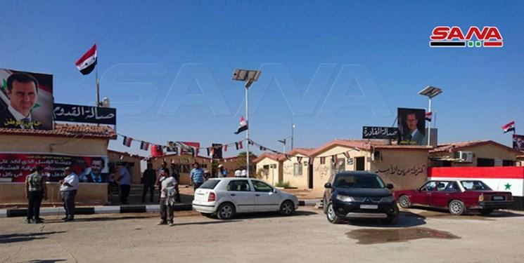 گذرگاه مرزی بوکمال-القائم بین سوریه و عراق رسما بازگشایی شد