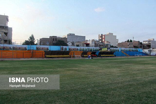 استادیوم شهید چمران ساوه