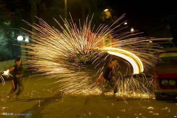 برترین تصاویر جهان در 21 خرداد 95