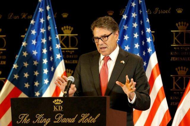 علت استعفای وزیر انرژی آمریکا تعیین شد