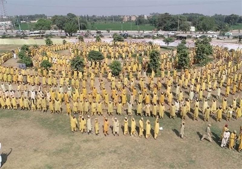 دولت پاکستان شاخه نظامی حزب جمعیت علمای اسلام را ممنوع الفعالیت کرد