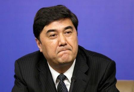 چین یکی از مقام های عالی رتبه اویغور را تحت پیگرد قرار داد