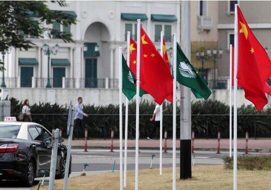 رئیس جمهوری چین به ماکائو سفر کرد