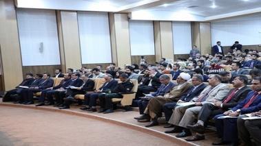 اولین سمپوزیوم بین المللی جاده ابریشم در دانشگاه امام خمینی(ره) برپا شد