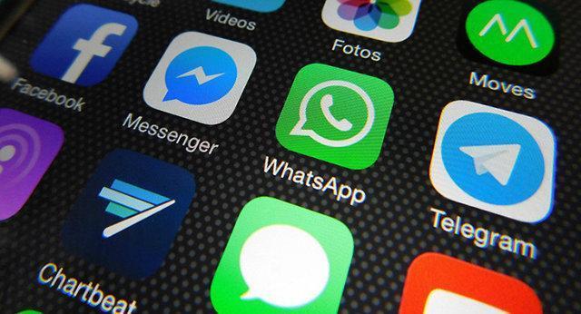 استفاده از پیام رسان خارجی در تضاد با شبکه ملی اطلاعات