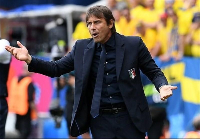 کونته: شکست مقابل قهرمان دنیا خجالت ندارد، ایتالیا را به تیمی ترسناک تبدیل کردیم