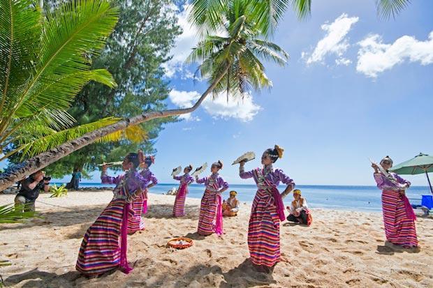 لیست جزایر مهم و دیدنی اندونزی