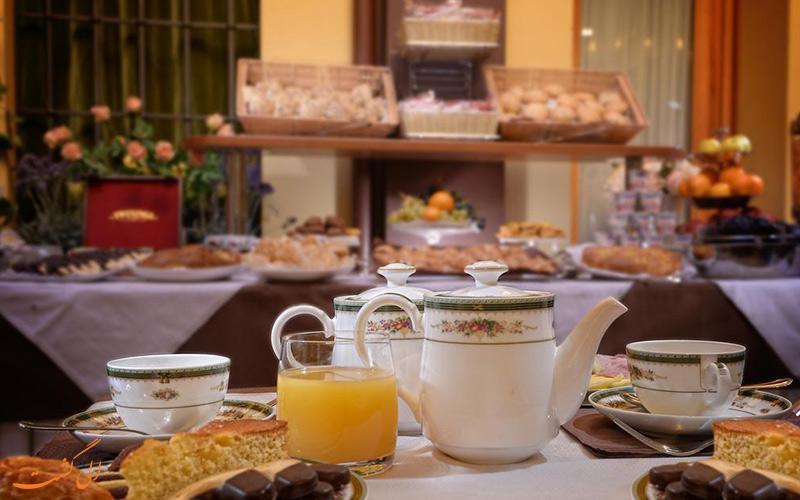 معرفی هتل سانتا مارینا ونیز ، 4 ستاره
