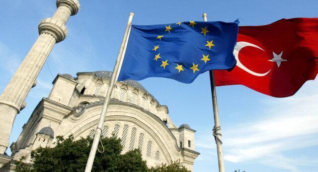اتحادیه اروپا یاری های اقتصادی به ترکیه را کاهش می دهد