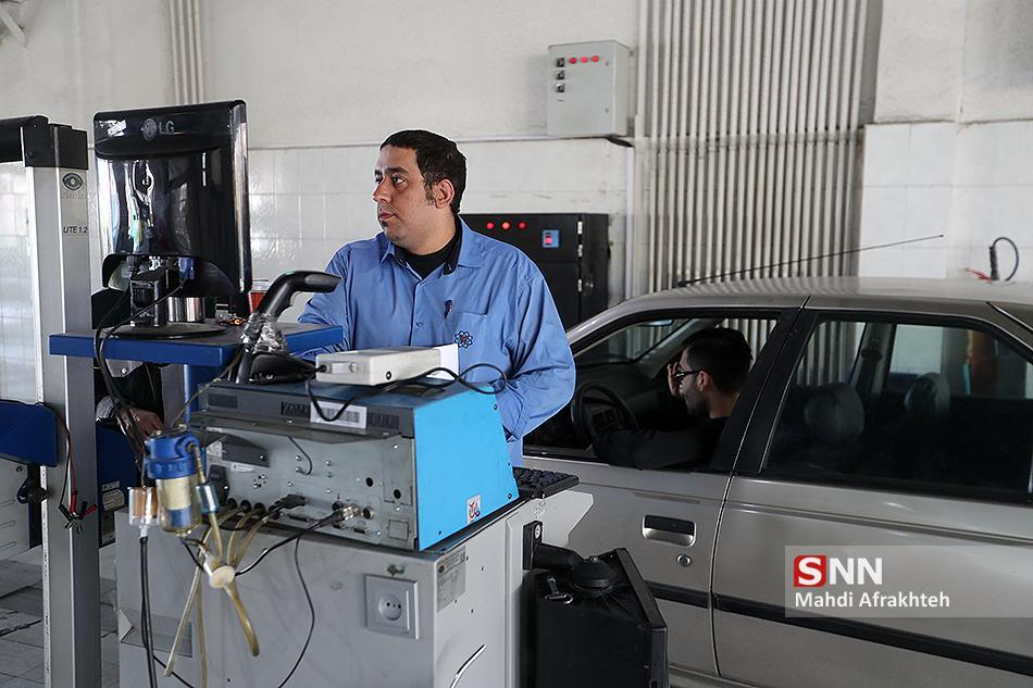 جریمه 3 میلیون خودرو فاقد معاینه فنی، 60 درصد اتوبوس ها در سن فرسودگی هستند