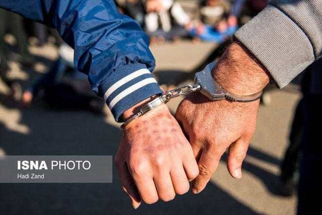 دستگیری قاتل جسد کشف شده در دهدشت