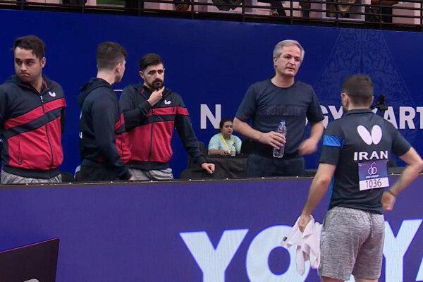 برگزاری اردوی المپیکی تیم ملی تنیس روی میز با 7 بازیکن