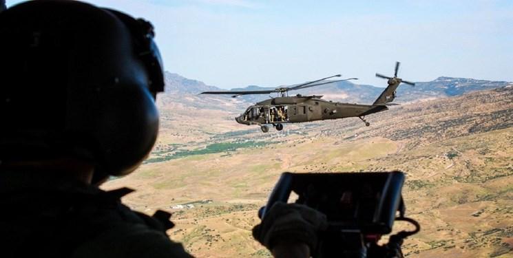 ائتلاف آمریکایی فعالیت های خود در عراق را به محافظت از خود محدود کرد