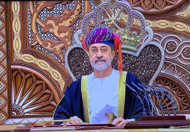 تشکر سلطان جدید عمان از بشار اسد