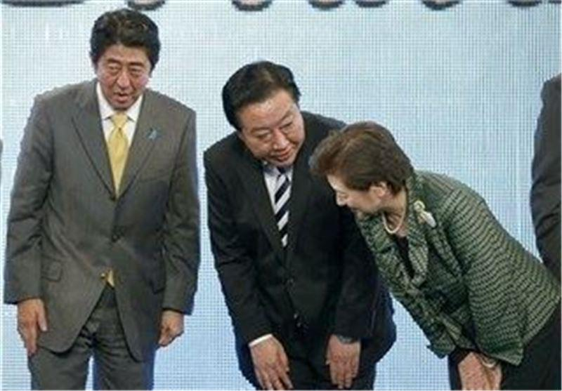 اوج گیری تبلیغات انتخاباتی در ژاپن