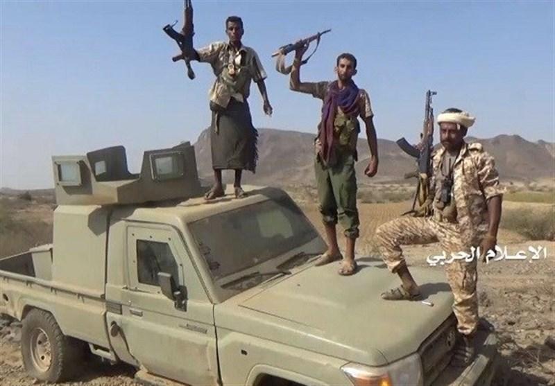 سیطره ارتش و کمیته های مردمی یمن بر مناطقی در شرق صنعا