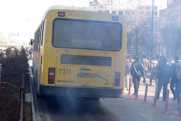 فرسودگی 80 درصد اتوبوس های شهری در ارومیه