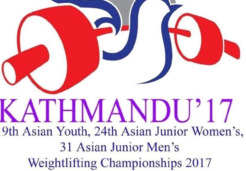 ترکیب تیم ملی وزنه برداری نوجوانان برای اعزام به نپال تعیین شد