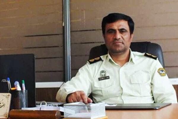 دستگیری کلاهبردار 100 میلیون تومانی در همدان