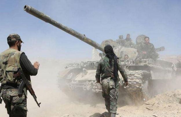 عقب نشینی تروریست ها در ادلب با بیش از 300 کشته