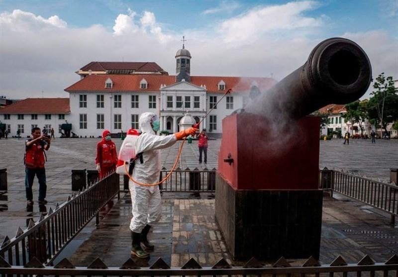 رکورد مبتلایان به ویروس کرونا در اندونزی شکسته شد