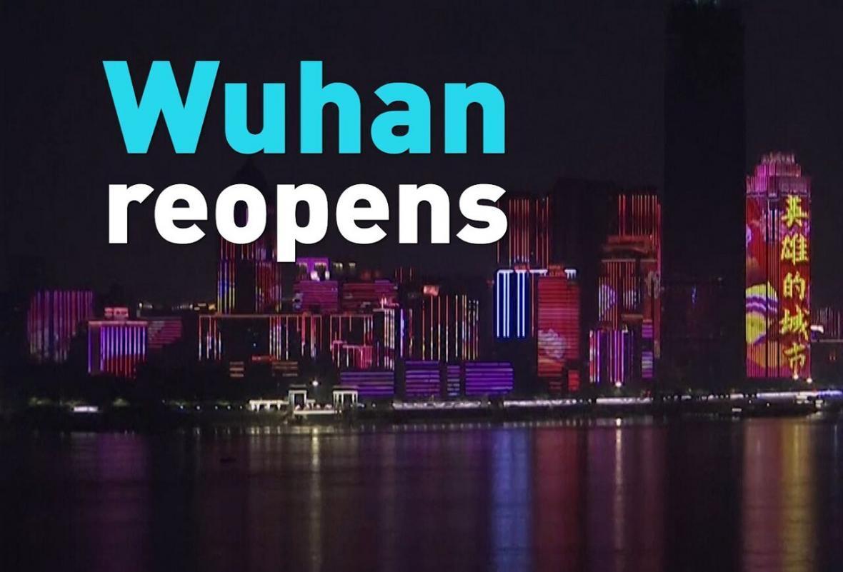خبرنگاران ورود به ووهان کانون اصلی کرونا در چین بعد از 76 روز ممکن شد