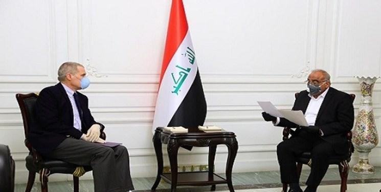 موضع ائتلاف سائرون درباره درخواست گفت وگوی واشنگتن با بغداد