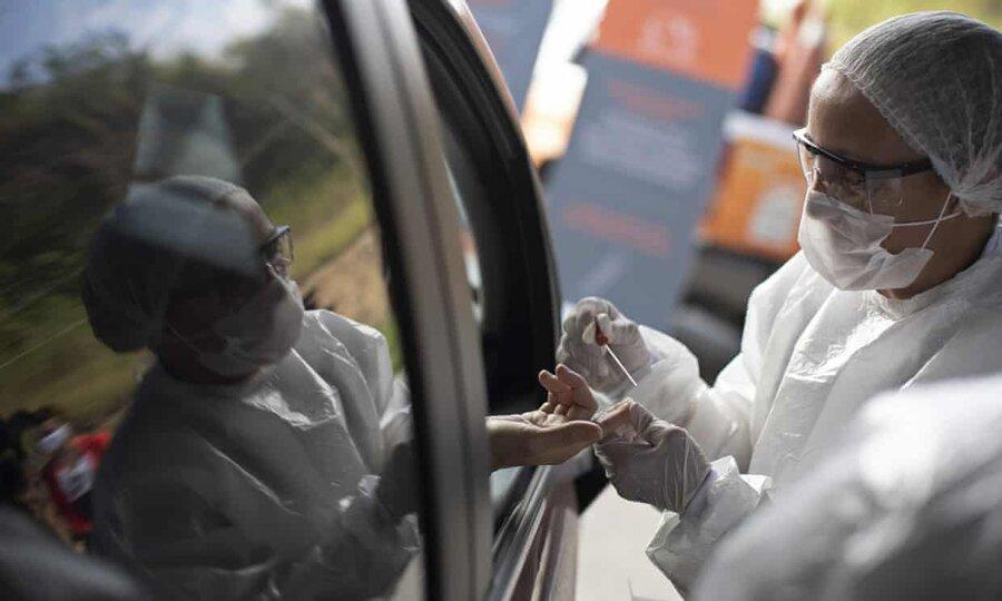 شمار موارد عفونت با کرونا از 6.4 میلون نفر گذشت ، شمار مرگ ها در برزیل از 30000 نفر گذشت