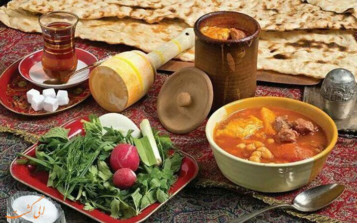 بهترین و خوشمزه ترین دیزی تهران را کجا بخوریم؟