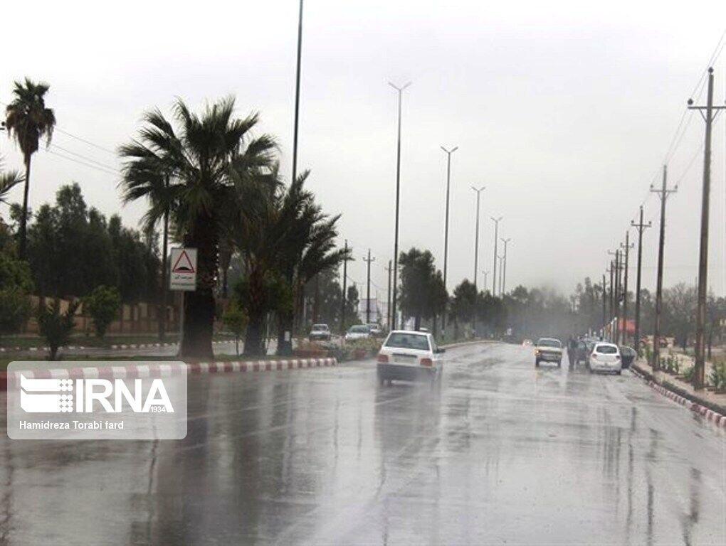 خبرنگاران پیش بینی باران، رعد و برق و تندباد در خوزستان