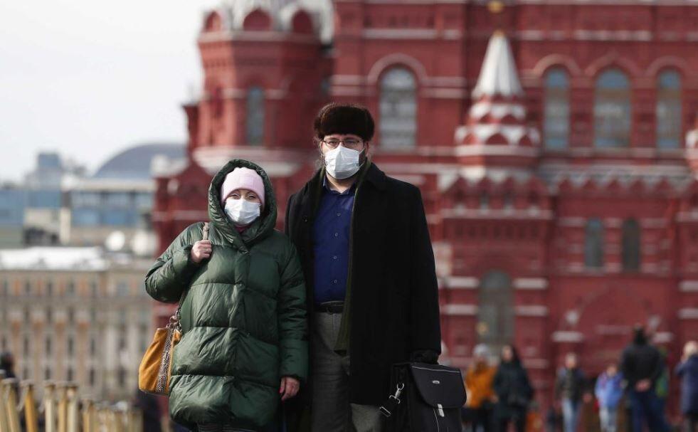 ابتلای وزیر شهرسازی روسیه به کرونا