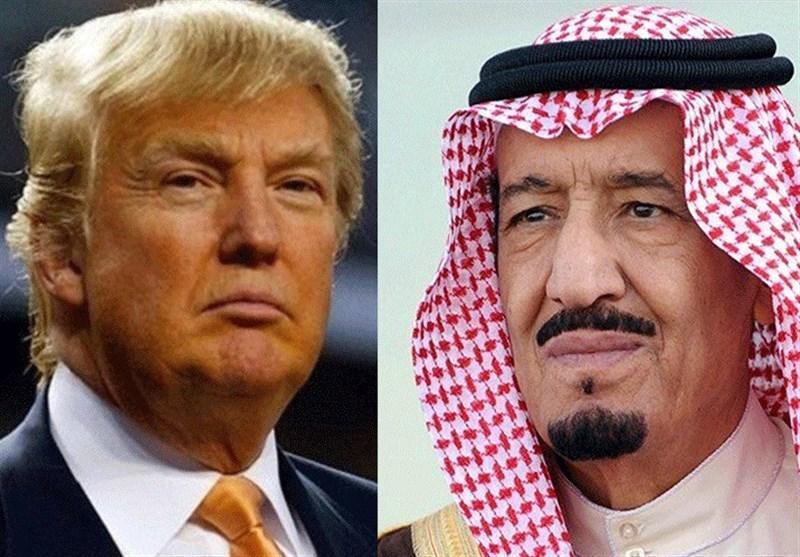 گفت و گوی ترامپ و ملک سلمان درباره بازار جهانی نفت