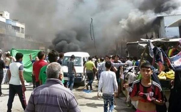 انفجار تروریستی در حلب سوریه چندین کشته برجا گذاشت