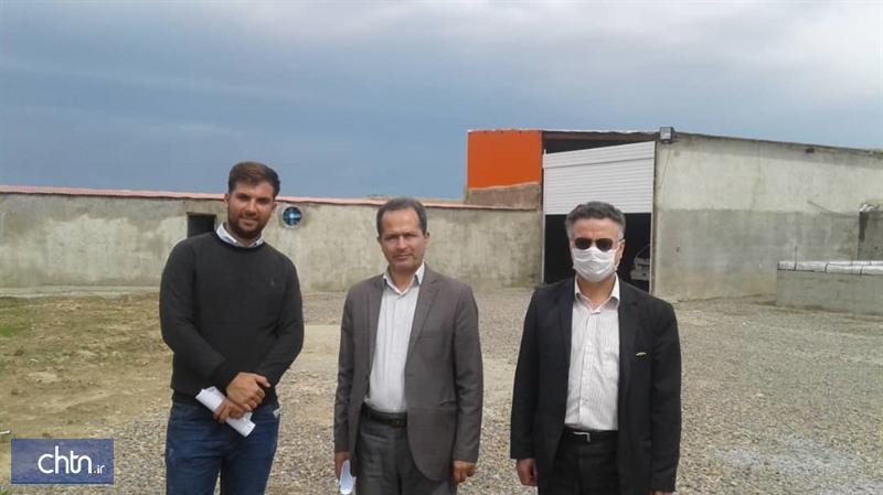 صدور اولین پروانه فراوری کارگاهی سفال در قهاوند همدان