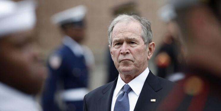جورج بوش در انتخابات پیش رو از ترامپ حمایت نخواهد کرد