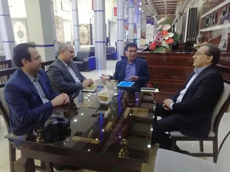 خبرنگاران تفاهم نامه مدرسه خیر ساز در البرز منعقد شد