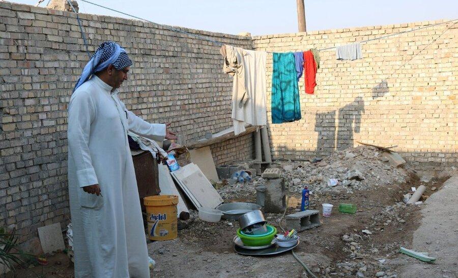 روایتی از زمین ها، خانه ها و شوره زارهایی که بنیاد مستضعفان می خواهد از فقرای خوزستان پس بگیرد ، بنیاد: به سکونت گاه رسمی جابجا می شوند