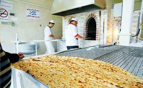 علت تعطیلی نانوایی های فاریاب اعلام شد
