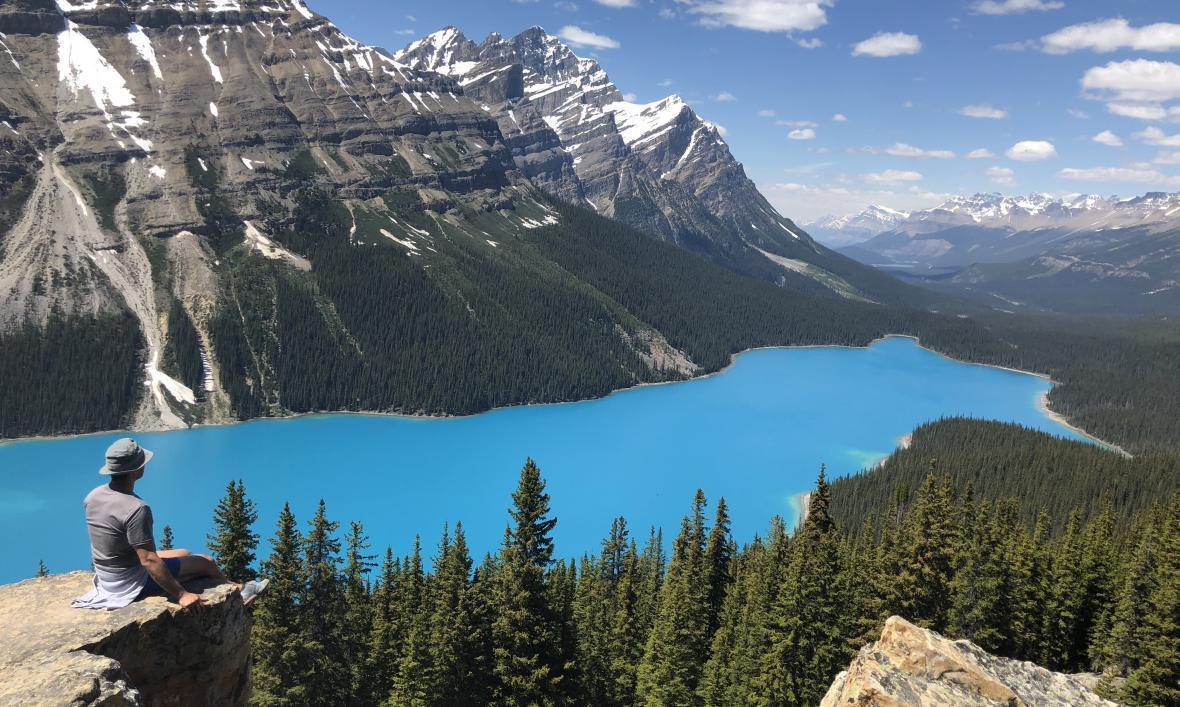 مقاله: دریاچه پیتو (کانادا)