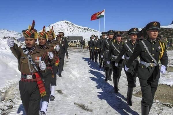 چین 10 هزار نیروی تازه نفس به لاداخ اعزام کرد